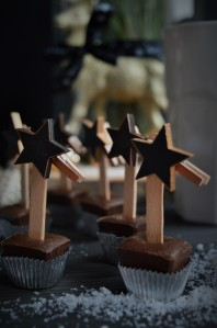 DIY Schokoladenlöffel für Trinkschokolade