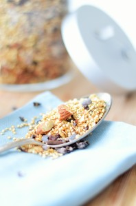 Quinoa Müsli