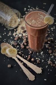 Schokoladiger Frühstücksdring