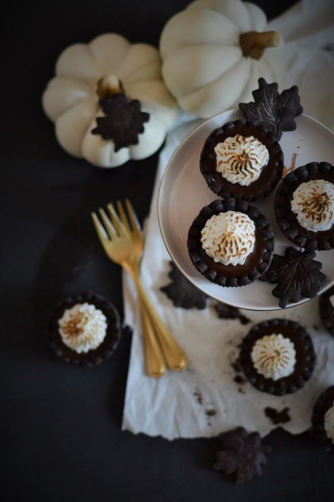 Schokoladentarteletts
