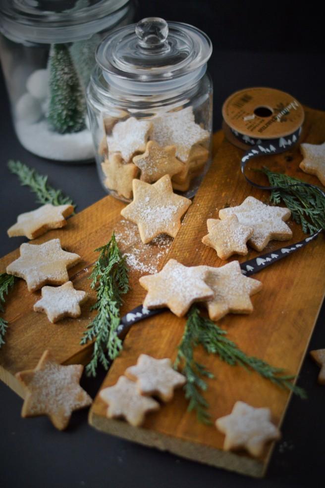Mandel-Spekulatius-Kekse